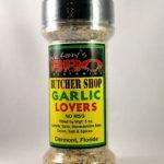 butcher shop garlic lovers