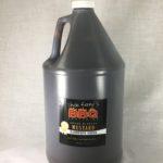 gallon mustard sauce