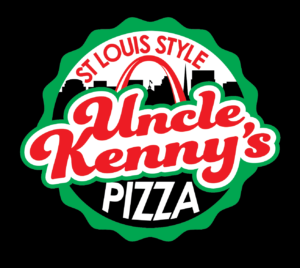 Uncle Kenny's Pizza Logo